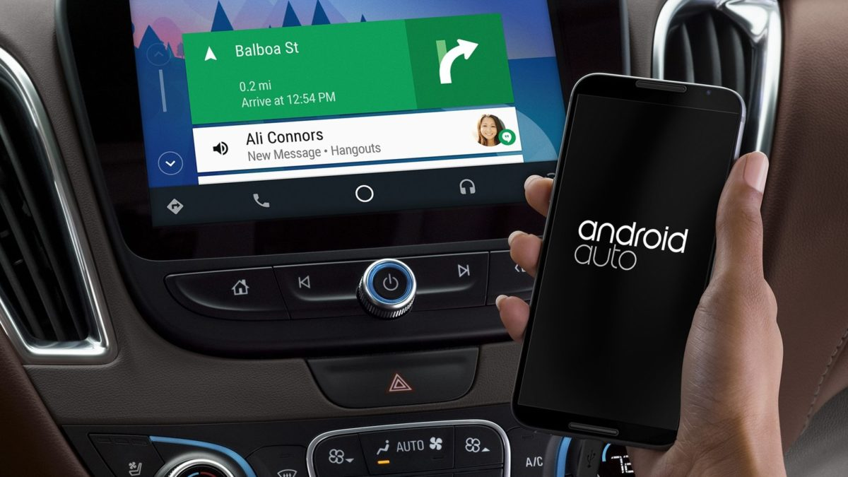 Android Auto Apk for a Safer & Informative Car Driving